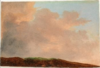 Sky at Dusk | Pierre-Henri de Valenciennes or Circle | oil painting