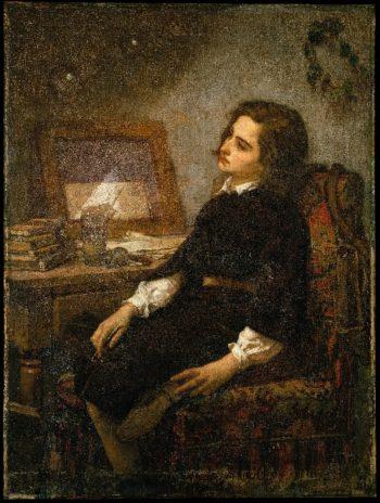 Soap Bubbles (ca 1859) | Thomas Couture | oil painting