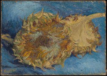 Sunflowers (1887) | Vincent van Gogh | oil painting