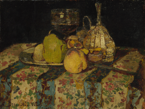 Still Life | Adolphe Monticelli | oil painting