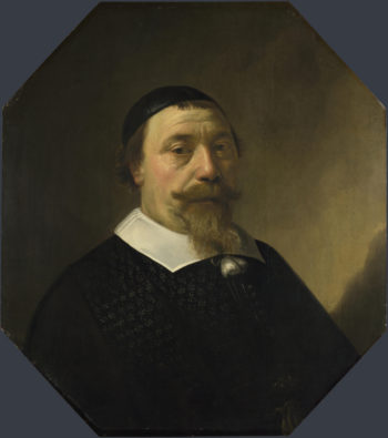 Portrait of a Bearded Man | Aelbert Cuyp | oil painting