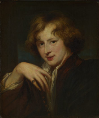 Portrait of the Artist | After Anthony van Dyck | oil painting