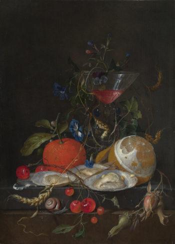 Still Life | Jan Davidsz. de Heem | oil painting