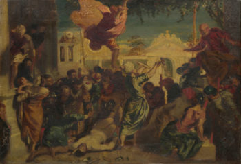 The Miracle of Saint Mark | After Jacopo Tintoretto | oil painting
