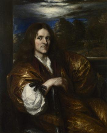 Self Portrait | Jan Lievens | oil painting