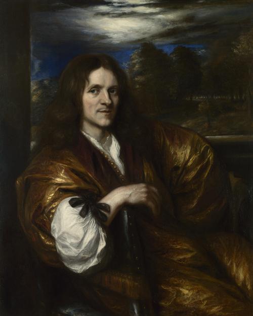 Self Portrait   Jan Lievens   oil painting