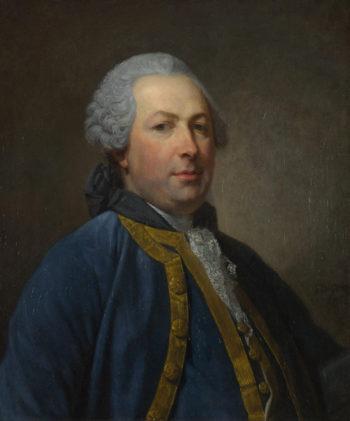 Portrait of a Man | Jean-Baptiste Greuze | oil painting