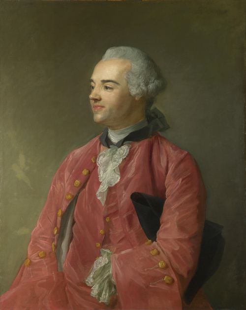Jacques Cazotte   Jean-Baptiste Perronneau   oil painting