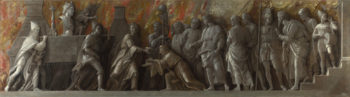 The Introduction of the Cult of Cybele at Rome | Andrea Mantegna | oil painting