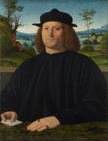 Giovanni Cristoforo Longoni | Andrea Solario | oil painting