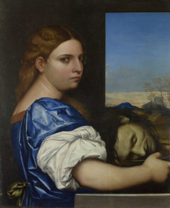 The Daughter of Herodias | Sebastiano del Piombo | oil painting