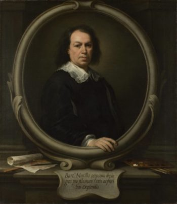 Self Portrait | Bartolome Esteban Murillo | oil painting