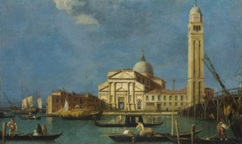 S. Pietro in Castello | Studio of Canaletto | oil painting