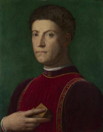 Portrait of Piero de' Medici (The Gouty) | Bronzino | oil painting