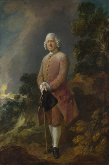 Dr Ralph Schomberg | Thomas Gainsborough | oil painting