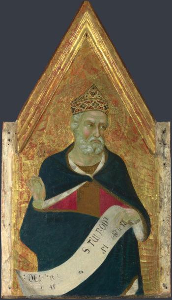 David | Ugolino di Nerio | oil painting