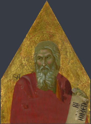 Isaiah | Ugolino di Nerio | oil painting