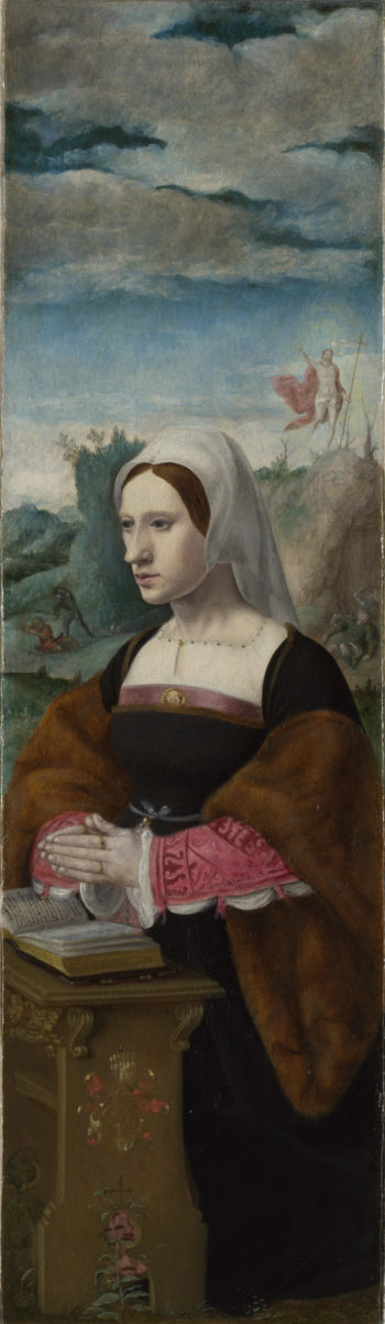 Donatrix | Circle of Pieter Coecke van Aalst | oil painting