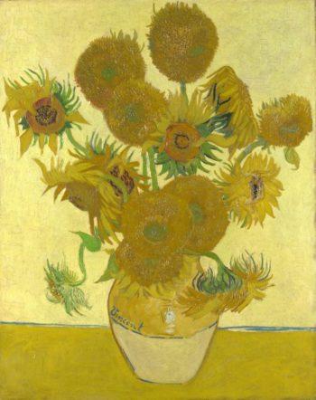 Sunflowers | Vincent van Gogh | oil painting