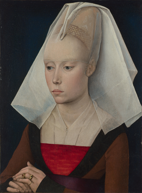 Portrait of a Lady | Workshop of Rogier van der Weyden | oil painting