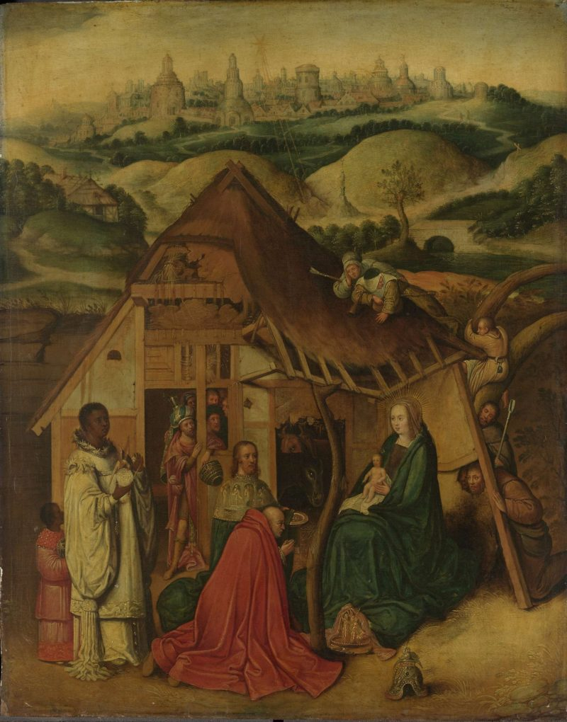 The Adoration of the Magi. ca. 1600 - ca. 1650 | Jheronimus Bosch | oil painting