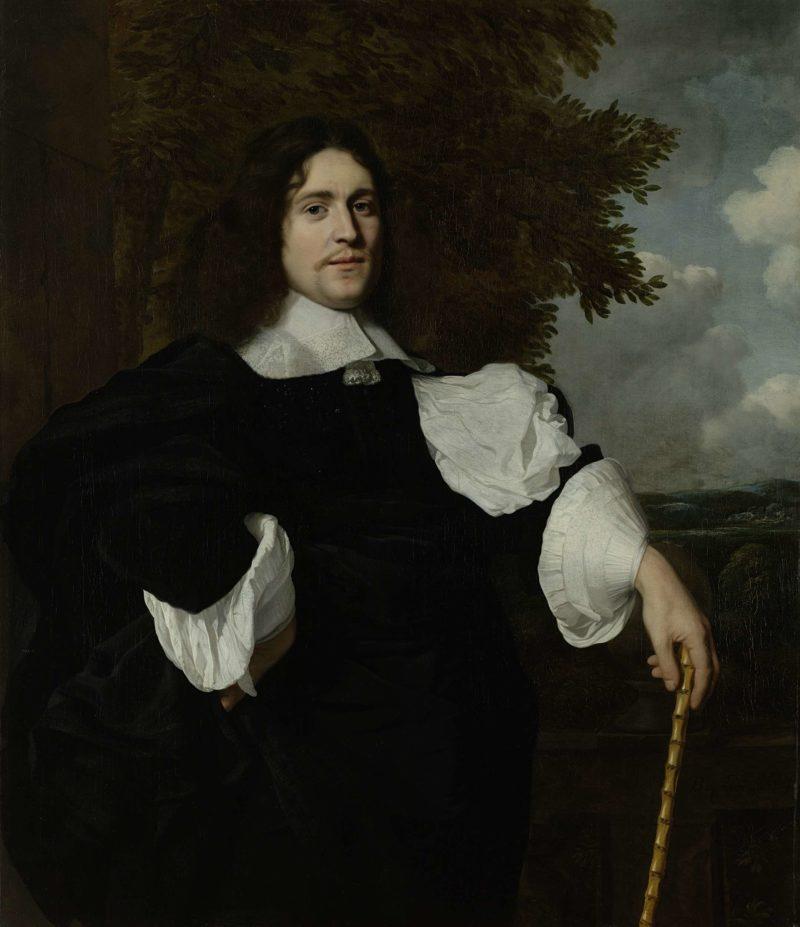 Jacobus Trip (1627-70). Arms Dealer in Amsterdam and Dordrecht. 1647 - 1670 | Bartholomeus van der Helst | oil painting