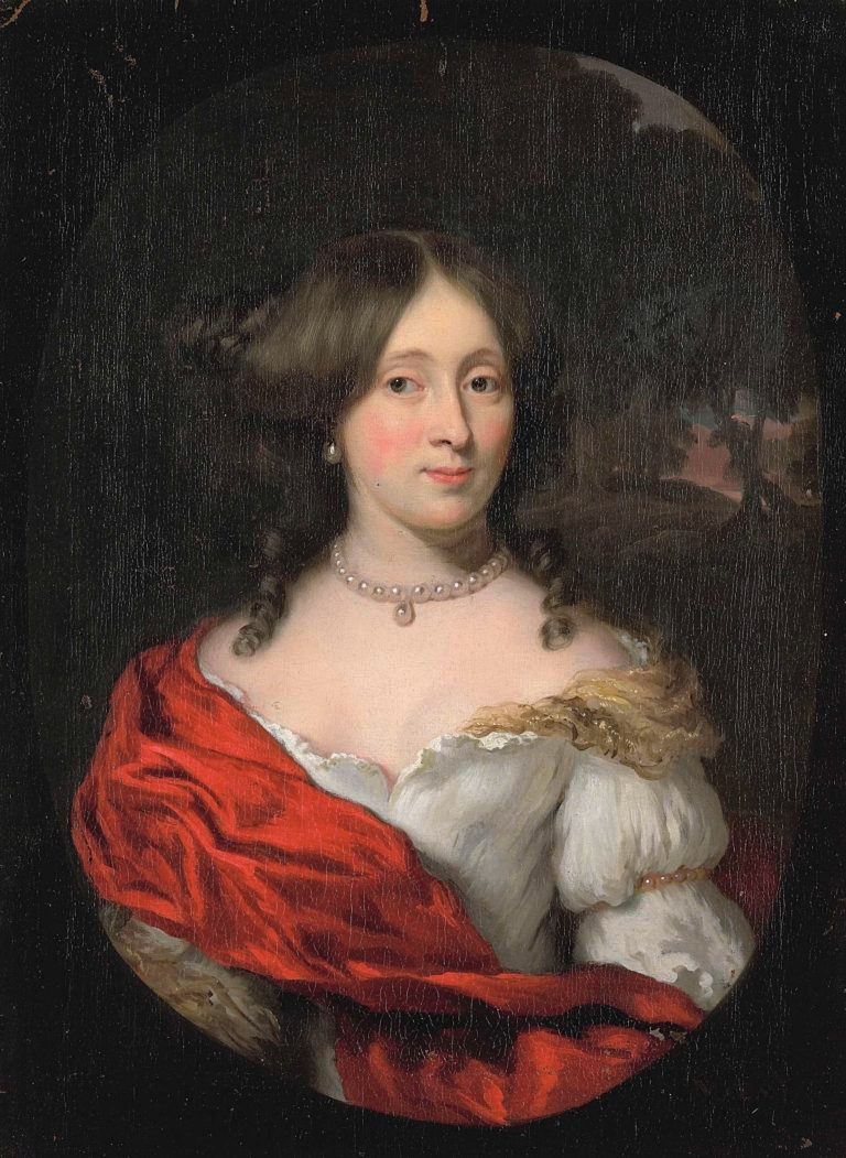 Belichje Hulft (1656-1714). Wife of Gerard Rover