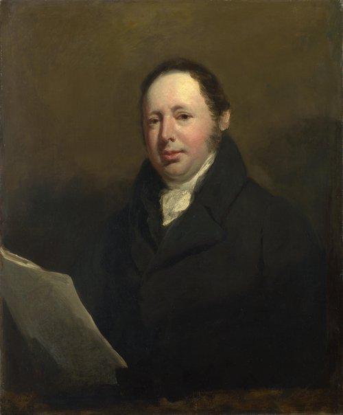 William Seguier | John Jackson | oil painting