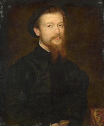 Portrait of a Man (1) | Corneille de Lyon | oil painting