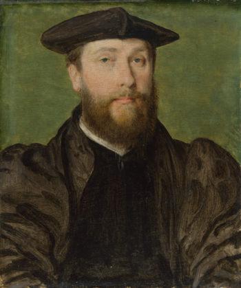 Portrait of a Man | Corneille de Lyon | oil painting