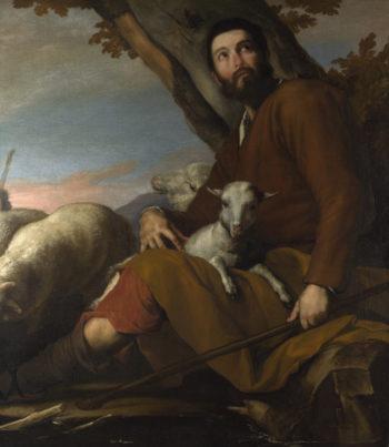 Jacob with the Flock of Laban | Jusepe de Ribera | oil painting