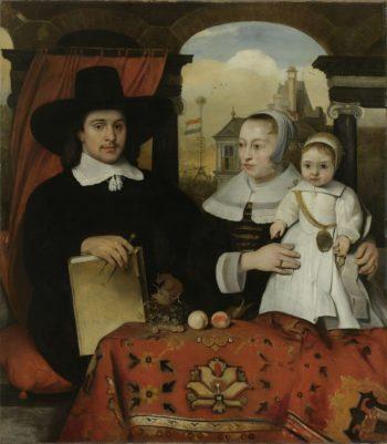 Willem van der Helm (ca. 1625-75). City Architect of Leiden