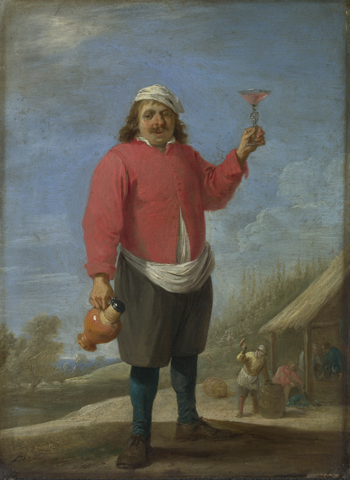 Autumn | David Teniers the Younger | oil painting