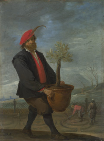 Spring | David Teniers the Younger | oil painting