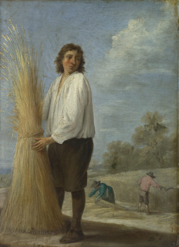 Summer | David Teniers the Younger | oil painting