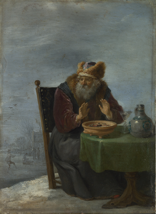 Winter | David Teniers the Younger | oil painting