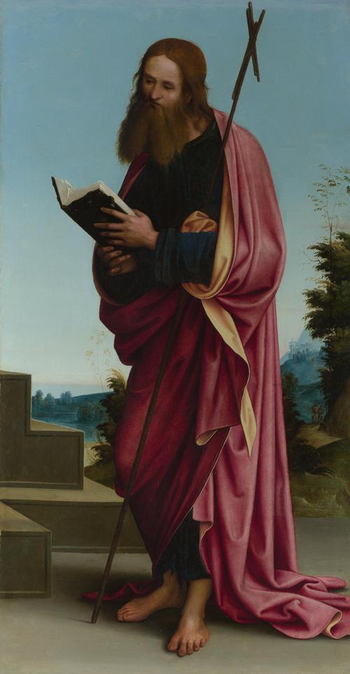 Saint Philip | Lorenzo Costa | oil painting