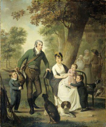 Esquire Gijsbert Carel Rutger Reinier van Briemen of Ramerus (1771-1821)