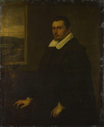 Portrait of a Gentleman | Domenico Tintoretto | oil painting