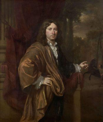 Portrait of a man. 1685   Jan Verkolje (I)   oil painting
