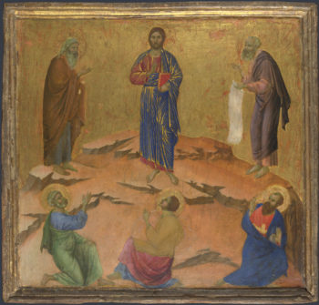 The Transfiguration | Duccio | oil painting
