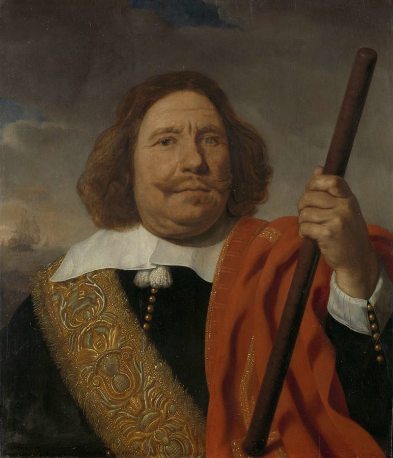 Egbert Meeuwsz Cortenaer (1605-65)