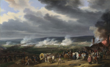 The Battle of Jemappes | Emile-Jean-Horace Vernet | oil painting