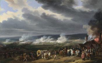 The Battle of Jemappes | Emile-Jean-Horace Vernet | oil painting