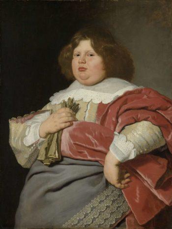 Portrait of Gerard Bicker Andriesz. ca. 1642 | Bartholomeus van der Helst | oil painting