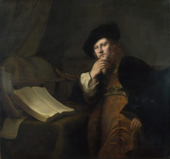 An Astronomer | Ferdinand Bol | oil painting