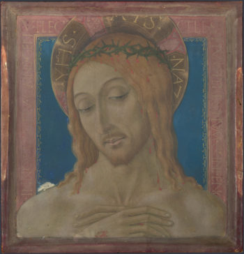 Christ Crowned with Thorns   Matteo di Giovanni   oil painting