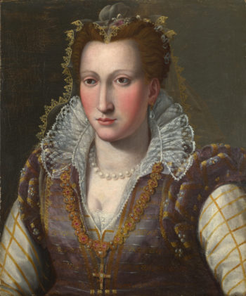 Portrait of a Lady | Follower of Bronzino | oil painting
