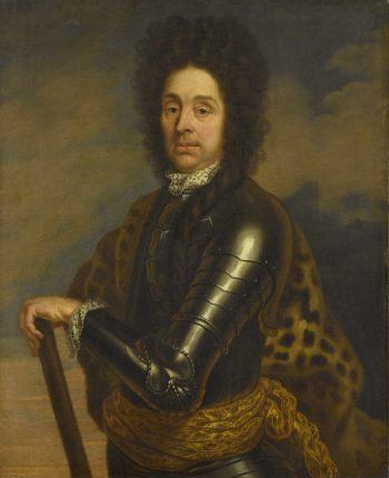 Baron Menno van Coehoorn (1641-1704). General of artillery