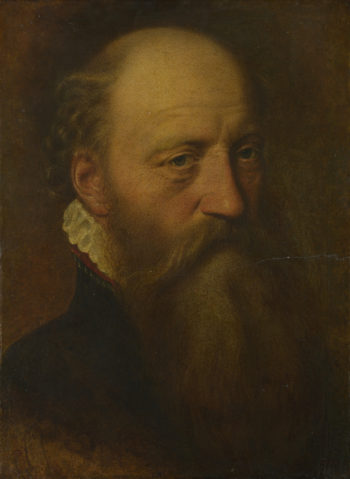 Portrait of a Bearded Man | Netherlandish | oil painting